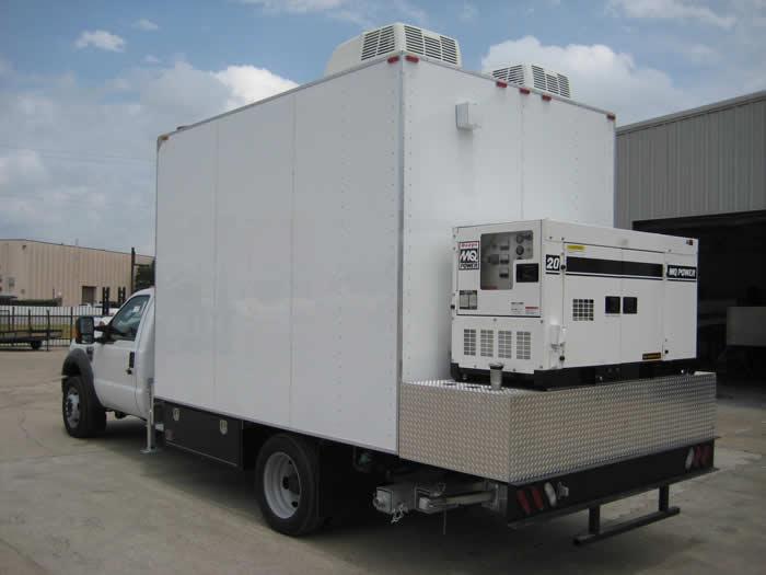 Cell Site On Light Trucks