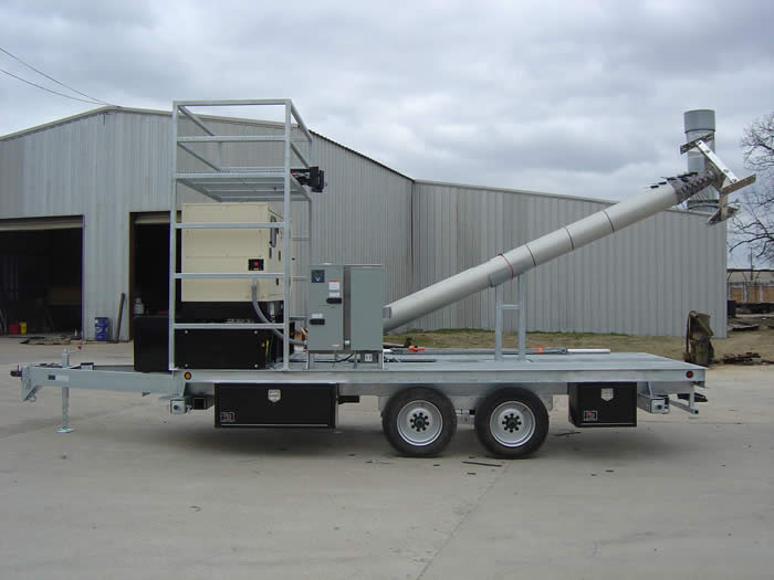 Cell Site Trailers